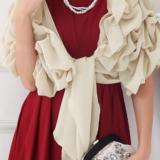 [写真図解]結婚式のゲスト服装(女性)のNGポイントとご祝儀の正しい渡し方