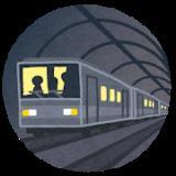 関門トンネルを通る電車におこる不思議な出来事