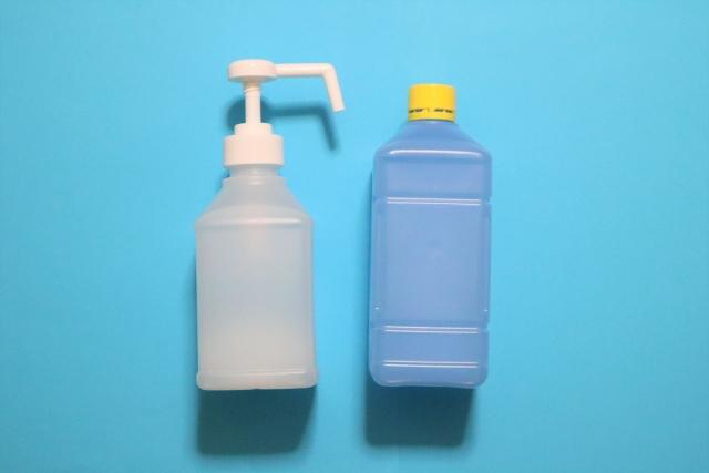 次亜塩素酸水と次亜塩素酸ナトリウムの違いは?
